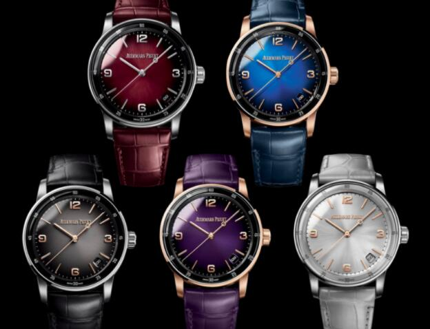 The Swiss made fake watches are designed for men.